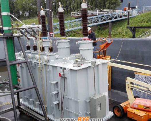 和scb11-2000/10kv干式变压器一次性顺利通过荷兰国际kema试验室型式