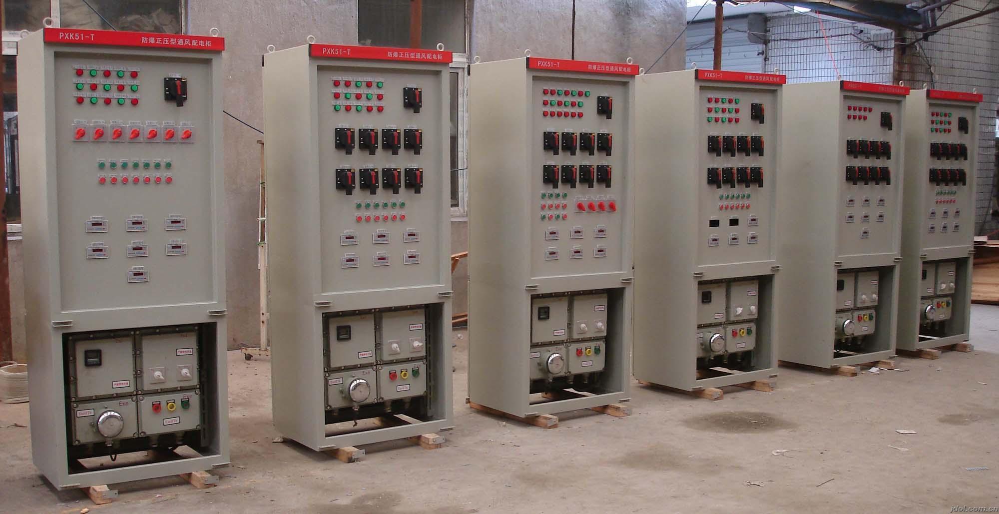 配电箱的布局,外形,安装均和动力配电箱相同.