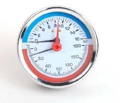 WY-系列温度压力表