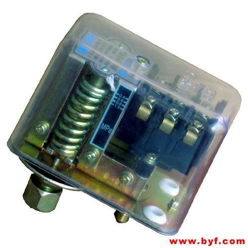 求空压机压力开关电气原理图图片