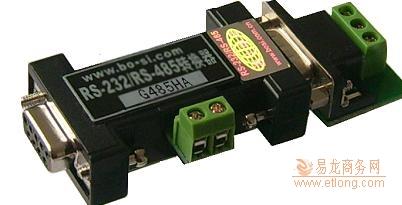 G485HA 世界上最小的高速光隔RS232/RS485转换器