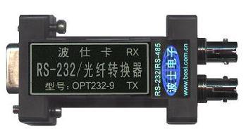 无源RS232/光纤转换器(多模4Km)