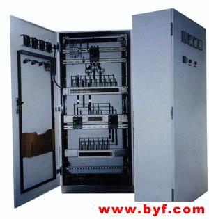 三相电配电箱接触器接线图
