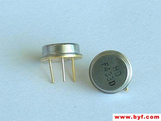 遥控器用的声表面波谐振器r315a