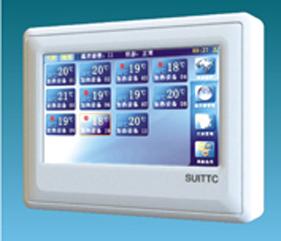 RT8000远程网络户式电采暖集中控制系统