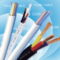 聚氯乙烯绝缘护套软电线 RVV,RV,RVVB,RVS