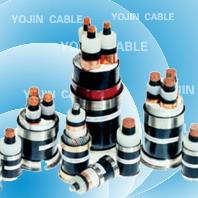 高压交联电力电缆 YJV,YJV22-8.7/15KV