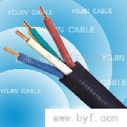 通用橡套软电缆 YC,YZ,YQ