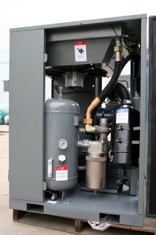螺杆式空压机价格图片