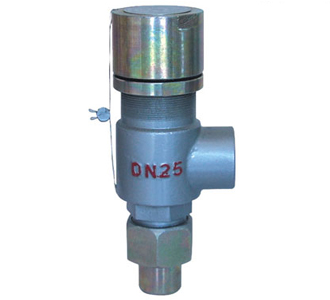 A21H/W/F型弹簧微启式外螺纹安全阀