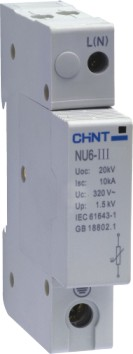 NU6-Ⅲ系列电涌保护器