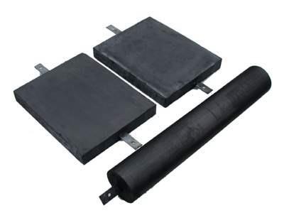 非金屬長效防腐降阻模塊、低電阻接地模塊、強焦石墨接地模塊