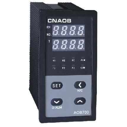 产品详细           1,概述 aob703智能温湿度控制