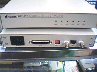 E1/V.35接口转换器