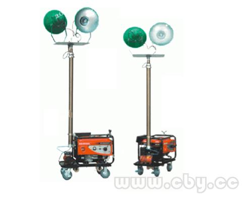 CDY6800 全方位自动升降移动照明车