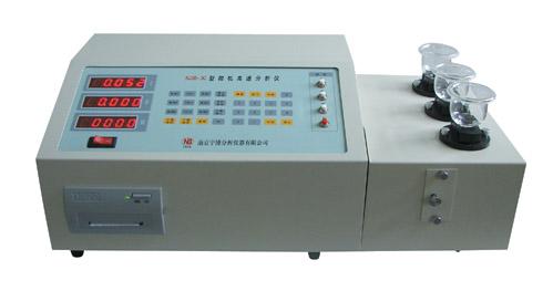 NJSB-3C型微机高速分析仪