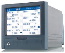 CR6000R蓝屏无纸记录仪