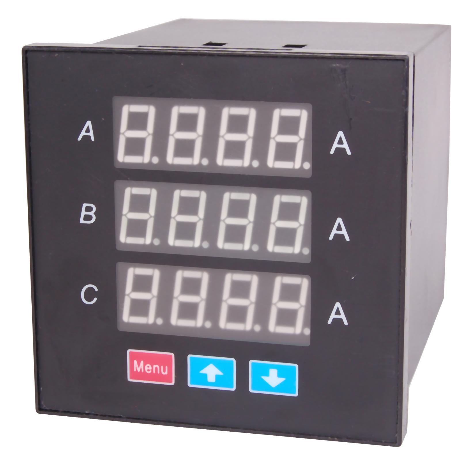 TE-SE三相电流电压表