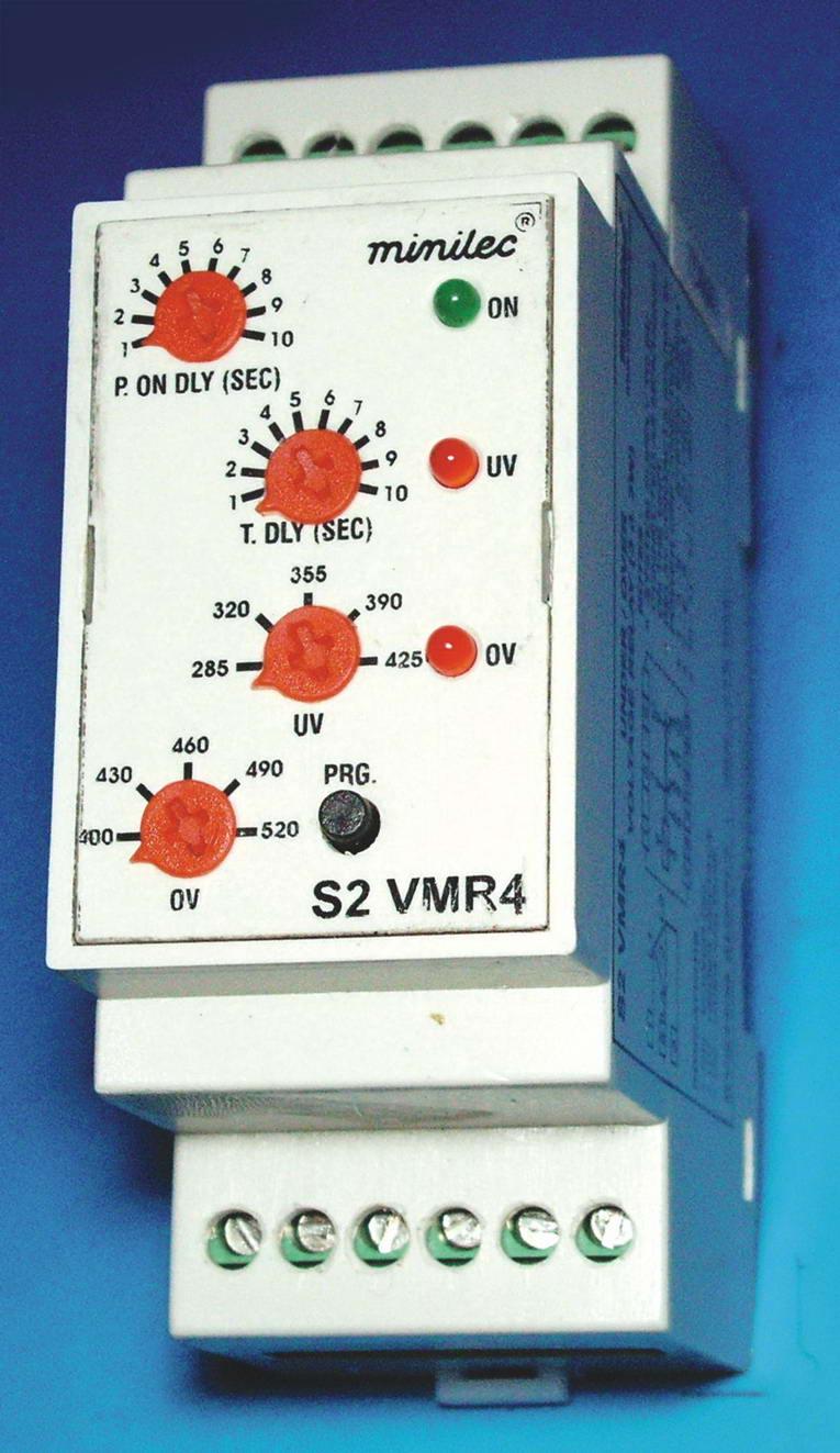 多功能循环时间继电器