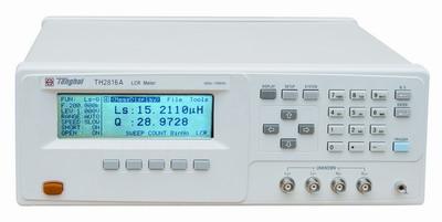 TH2816B 精密LCR数字电桥 LCR电桥