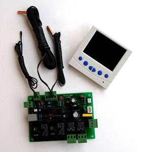 福州家用空气能热泵热水器控制板