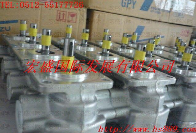 GPY-11.5R齿轮泵