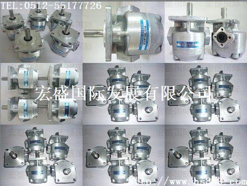 K1P1R11A齿轮泵