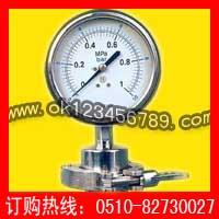 长期优供卫生型隔膜压力表系列