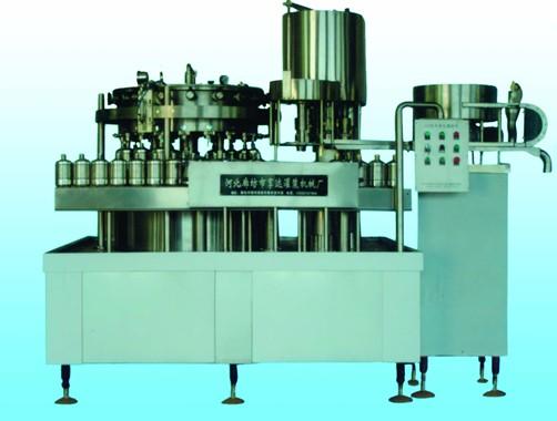 河北廊坊达亨灌装机械厂专业生产饮料果汁啤酒灌装机