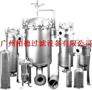 浙江袋式过滤器-浙江海水过滤器-浙江循环水过滤器