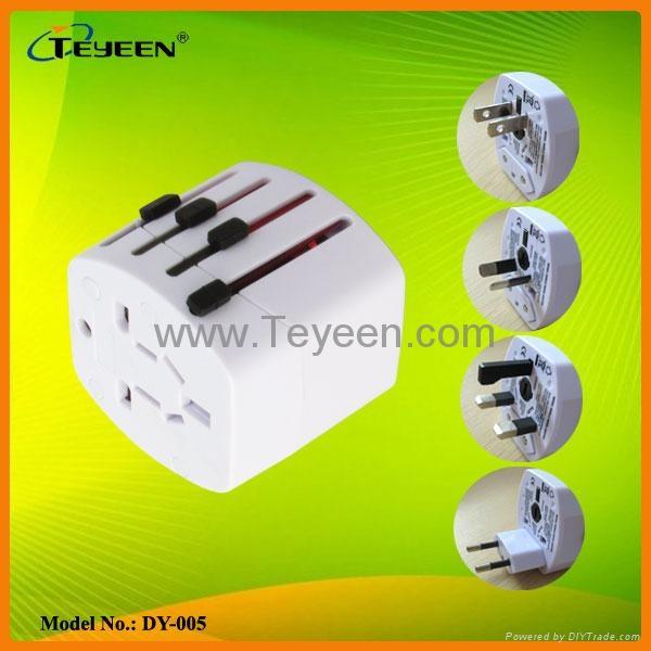旅行多功能插头插座转换头DY-005