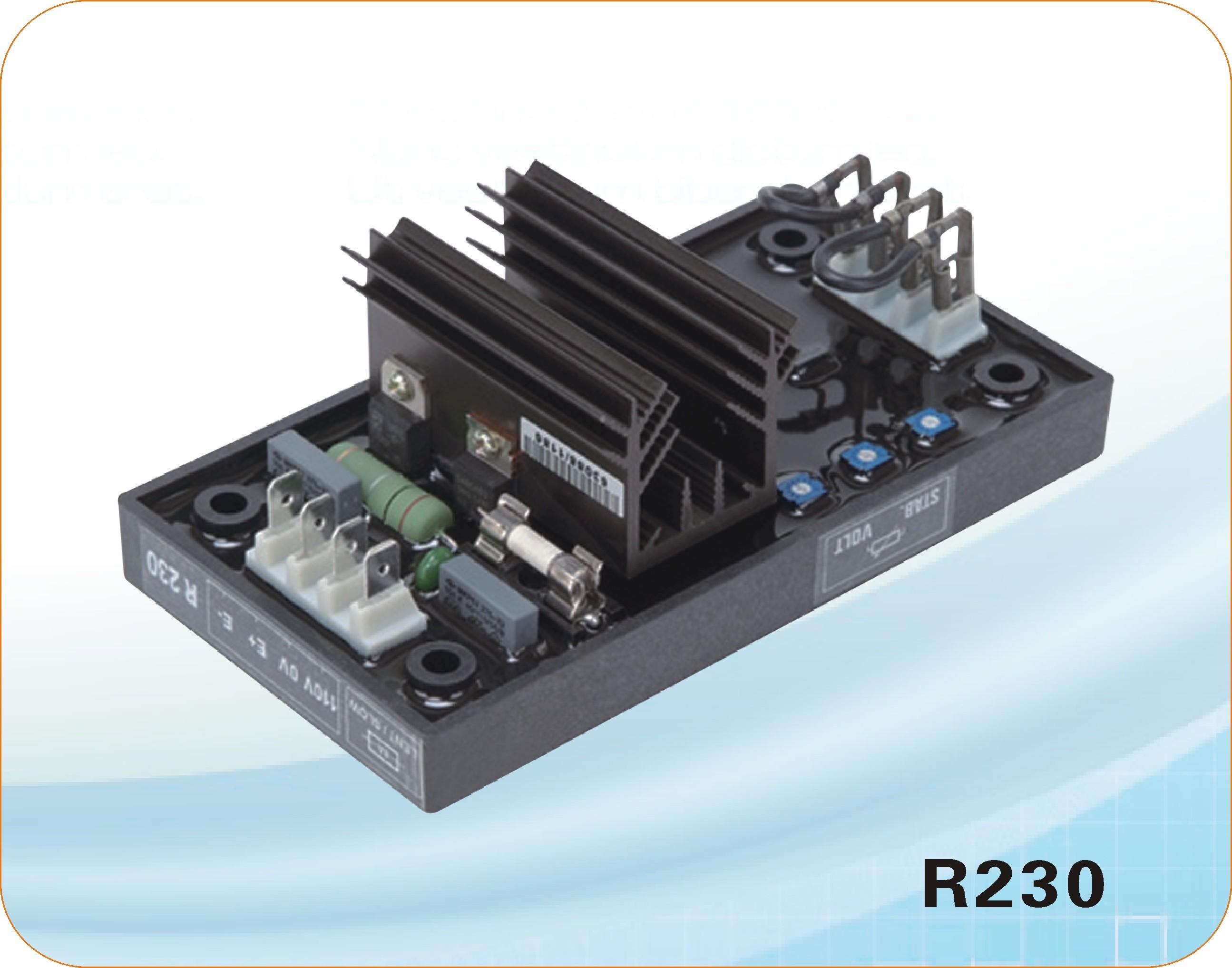 发电机自动电压调节器(高清图片