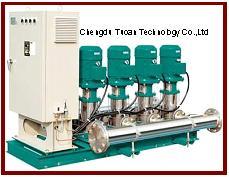 成都恒压供水设备.增压泵.管道泵.加压抽水机.吸水泵控制柜