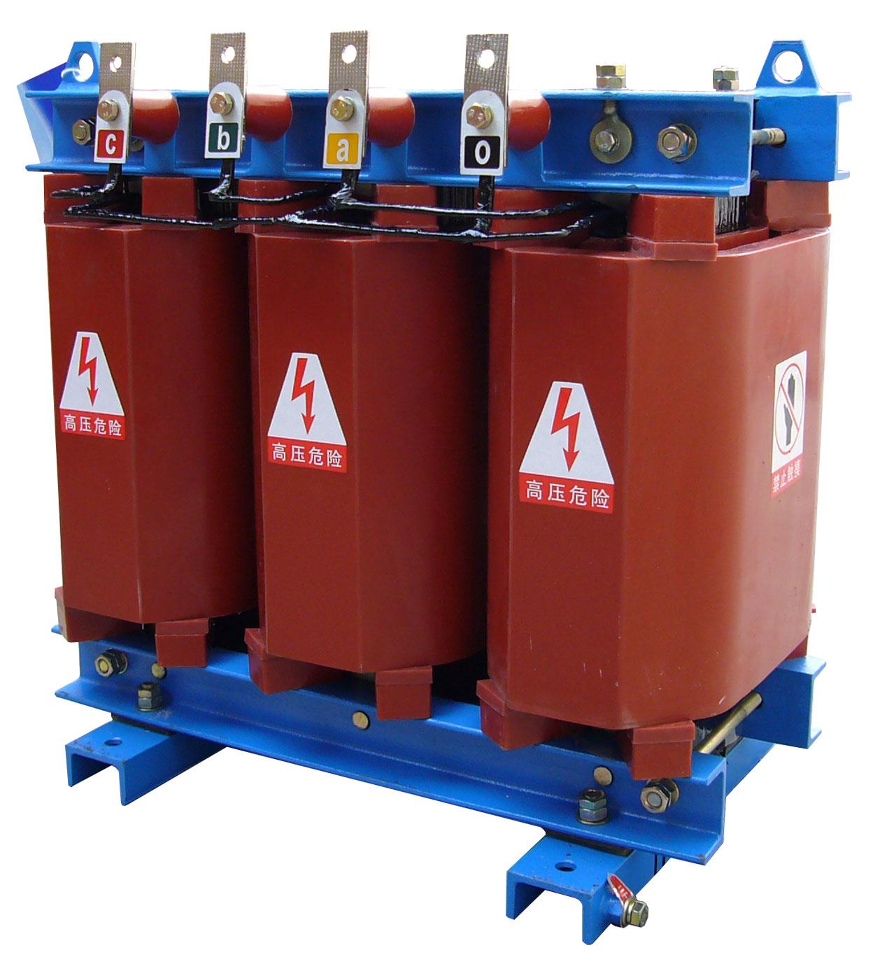 3 2500KVA 10 35KV干式变压器
