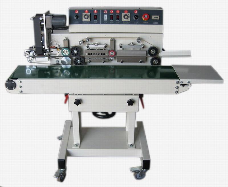色带打码连续封口机SPM-100P厂家价格