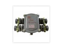 BHD2-100/660-4T矿用隔爆型接线盒