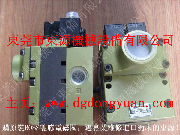 ROSS双联电磁阀美国原装 J3573B4893
