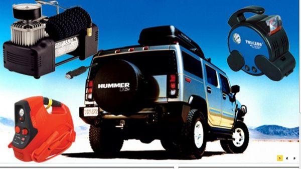 进口汽车专用轮胎充气泵