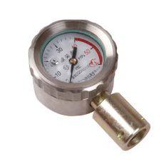 留针型矿用抗震压力表