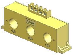 AKH-0.66/Z 三相电流互感器