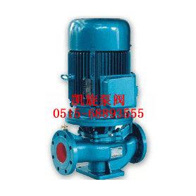 IRG型立式热水管道离心泵、热水管道泵、热水管道离心泵