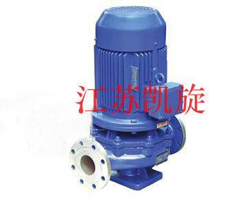 IHG型立式化工管道离心泵、不锈钢管道泵、不锈钢化工泵