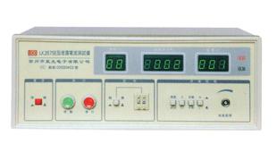 泄漏电流测试仪 泄漏电流测量仪