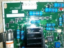 FUJI变频器驱动板/二极管/整流富士控制板