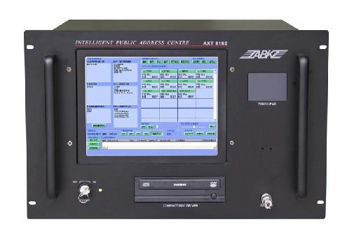 AXT8182网络广播主机