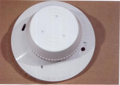 JTY-GD-2412 光电感烟探测器