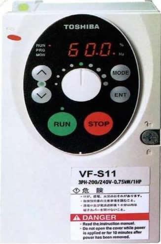 东芝变频器一级代理 VFS11-4037PL