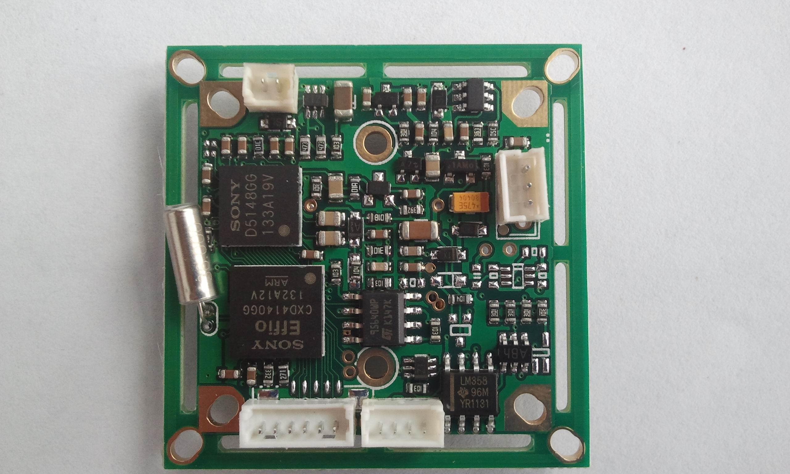 摄像头CCD板