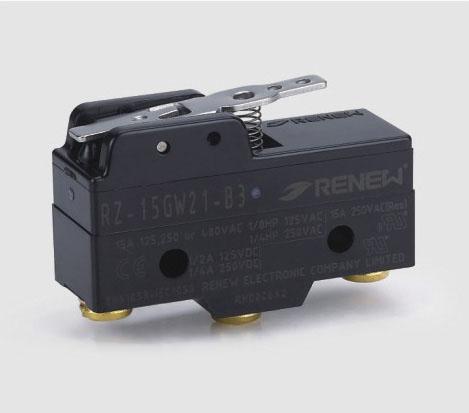 微动开关RZ-15GW21-B3