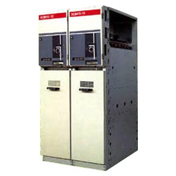 XGN15-12(F.R)箱式固定式户内交流金属封闭开关设备